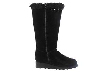 Bearpaw Dorothy Black II Stiefel in Übergrößen Schwarz 2308W 011 große Damenschuhe – Bild 2