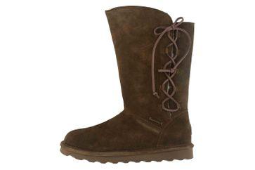 Bearpaw Rita Loden Stiefel in Übergrößen Braun 2302W 406 große Damenschuhe – Bild 1