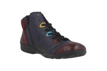 Rieker Stiefel in Übergrößen Mehrfarbig L6513-37 große Damenschuhe – Bild 5