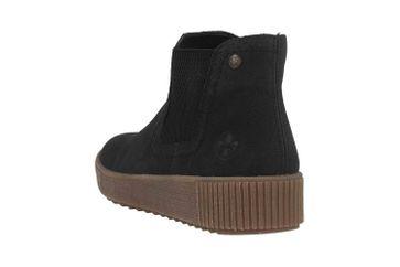 Rieker Stiefel in Übergrößen Schwarz Y6463-01 große Damenschuhe – Bild 2