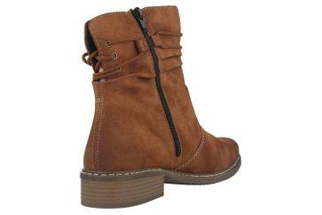 Rieker Stiefel in Übergrößen Braun Z4197-24 große Damenschuhe – Bild 3