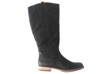 Rieker Stiefel in Übergrößen Schwarz 97752-00 große Damenschuhe – Bild 2