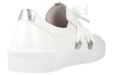 Gabor Jollys Sneaker in Übergrößen Weiss 43.333.21 große Damenschuhe – Bild 3