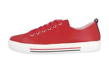 Remonte Sneaker in Übergrößen Rot D0900-33 große Damenschuhe – Bild 1