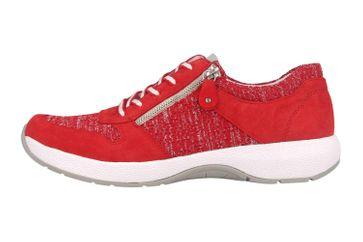 Remonte Halbschuhe in Übergrößen Rot R8911-33 große Damenschuhe – Bild 1