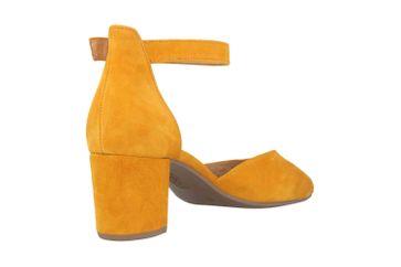 Gabor Fashion Pumps in Übergrößen Gelb 41.340.13 große Damenschuhe – Bild 3