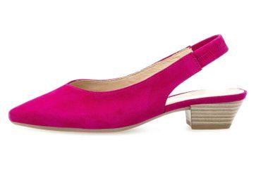 Gabor Fashion Pumps in Übergrößen Pink 41.530.14 große Damenschuhe – Bild 1