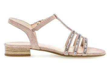 Gabor Comfort Fashion Sandaletten in Übergrößen Rosa 42.813.35 große Damenschuhe – Bild 4