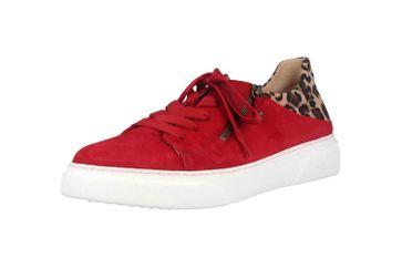Gabor Jollys Sneaker in Übergrößen Rot 43.312.10 große Damenschuhe – Bild 6