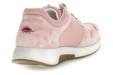 Gabor rollingsoft Sneaker in Übergrößen Rosa 46.946.28 große Damenschuhe – Bild 3