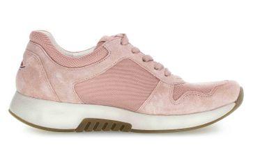 Gabor rollingsoft Sneaker in Übergrößen Rosa 46.946.28 große Damenschuhe – Bild 4