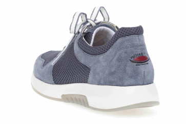 Gabor rollingsoft Sneaker in Übergrößen Blau 46.946.34 große Damenschuhe – Bild 2