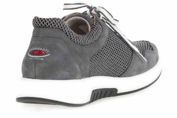 Gabor rollingsoft Sneaker in Übergrößen Grau 46.946.49 große Damenschuhe – Bild 3