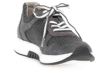 Gabor rollingsoft Sneaker in Übergrößen Grau 46.946.49 große Damenschuhe – Bild 5