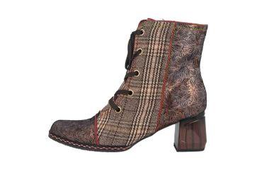 Spring Footwear GAZALLE Stiefel in Übergrößen Mehrfarbig GAZALLE-BZM große Damenschuhe – Bild 1