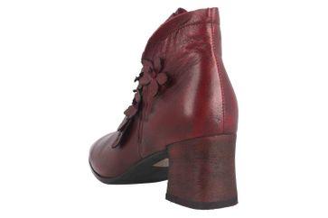 Spring Footwear LORALIE Stiefel in Übergrößen Bordeaux LORALIE-BX große Damenschuhe – Bild 2