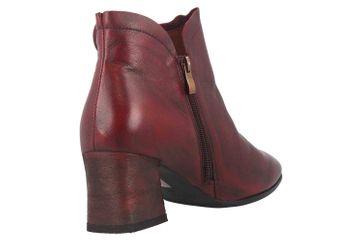 Spring Footwear LORALIE Stiefel in Übergrößen Bordeaux LORALIE-BX große Damenschuhe – Bild 3