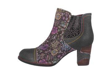 Spring Footwear MELVINA Stiefel in Übergrößen Blau MELVINA-NM große Damenschuhe – Bild 1