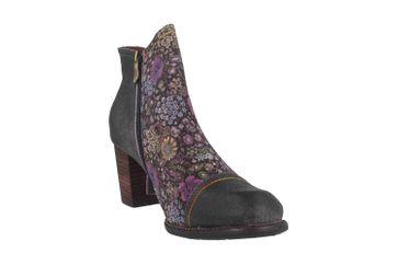 Spring Footwear MELVINA Stiefel in Übergrößen Blau MELVINA-NM große Damenschuhe – Bild 5