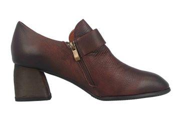 Spring Footwear MERCEDEZ Pumps in Übergrößen Braun MERCEDEZ-BR große Damenschuhe – Bild 4