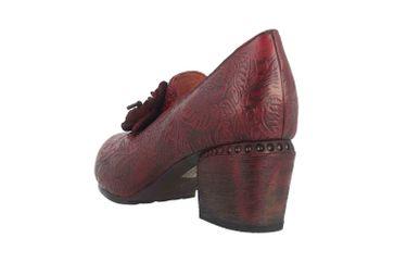 Spring Footwear NOORA Pumps in Übergrößen Bordeaux NOORA-BX große Damenschuhe – Bild 2