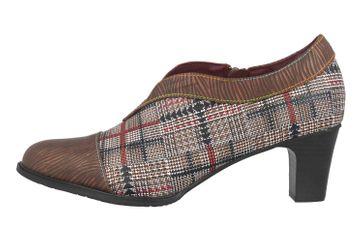Spring Footwear PALAGIA Pumps in Übergrößen Taupe PALAGIA-TPM große Damenschuhe – Bild 1