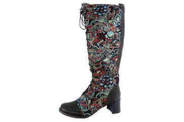 Spring Footwear RARITY Stiefel in Übergrößen Mehrfarbig RARITY-BM große Damenschuhe – Bild 1