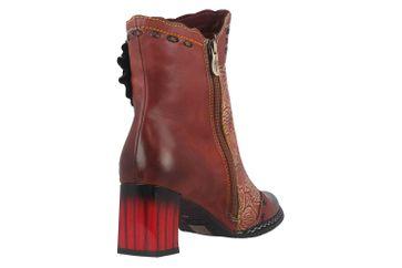 Spring Footwear STRIOLLE Stiefel in Übergrößen Braun STRIOLLE-BRM große Damenschuhe – Bild 3