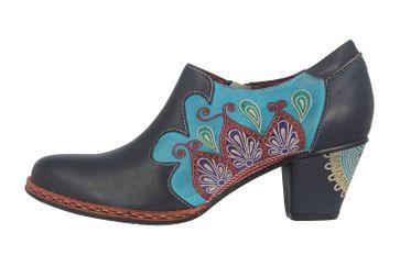 Spring Footwear ZAMI Pumps in Übergrößen Blau ZAMI-BLU große Damenschuhe – Bild 1