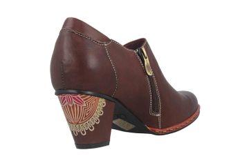 Spring Footwear ZAMI Pumps in Übergrößen Braun ZAMI-BR große Damenschuhe – Bild 3