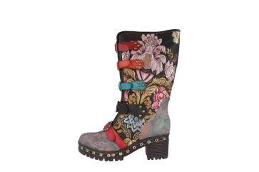 Spring Footwear BRAZEN Stiefel in Übergrößen Schwarz BRAZEN-BM große Damenschuhe – Bild 1