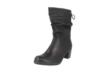 Remonte Stiefel in Übergrößen Schwarz R4672-01 große Damenschuhe – Bild 6