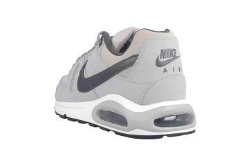 Nike Air Max Command Leather Sportschuhe in Übergrößen Grau 749760 012 große Herrenschuhe – Bild 2