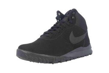 Nike Hoodland Suede Sportschuhe in Übergrößen Schwarz 654888 090 große Herrenschuhe – Bild 6