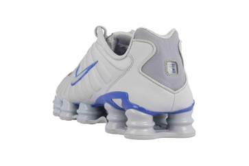 Nike Shox TL Sportschuhe in Übergrößen Grau CN0151 001 große Herrenschuhe – Bild 2