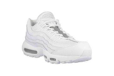 Nike Air Max 95 Essential Sportschuhe in Übergrößen Weiß AT9865 100 große Herrenschuhe – Bild 5