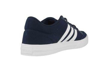 Adidas VS Set Sneaker in Übergrößen Blau AW3891 große Herrenschuhe – Bild 3