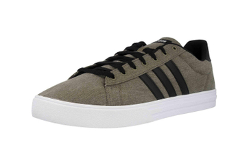 Adidas Daily 2.0 Sneaker in Übergrößen Grün EE7826 große Herrenschuhe – Bild 6