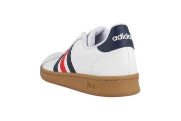 Adidas Grand Court Sportschuhe in Übergrößen Weiß EE7888 große Herrenschuhe – Bild 2