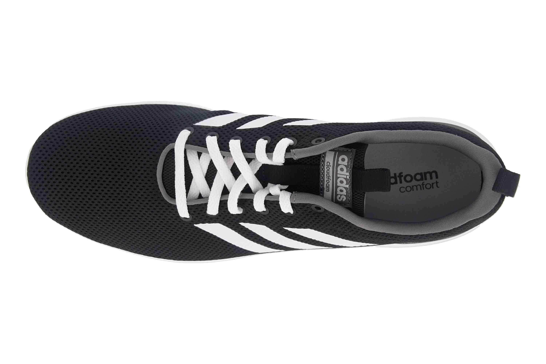 Adidas Lite Racer CLN Sportschuhe in Übergrößen Schwarz EE8138 große Herrenschuhe