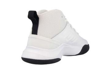 Adidas Own the Game Sportschuhe in Übergrößen Weiß EE9631 große Herrenschuhe – Bild 3