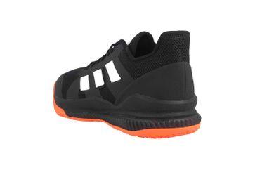 Adidas Stabil Bounce Sportschuhe in Übergrößen Schwarz EF0207 große Herrenschuhe – Bild 2