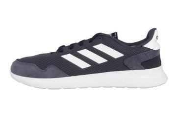 Adidas Archivo Sportschuhe in Übergrößen Blau EF0417 große Herrenschuhe – Bild 1