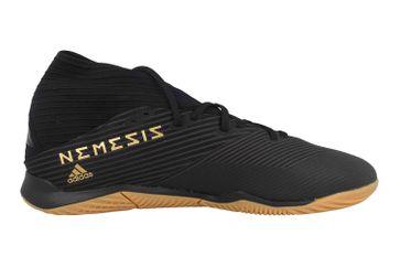 Adidas NEMEZIZ 19.3 IN Sportschuhe in Übergrößen Grau F34413 große Herrenschuhe – Bild 4