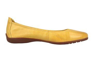 Josef Seibel Fenja 01 Ballerinas in Übergrößen Gelb 74801 133 800 große Damenschuhe – Bild 4