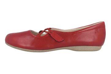 Josef Seibel Fiona 39 Ballerinas in Übergrößen Rot 87239 971 396 große Damenschuhe – Bild 1