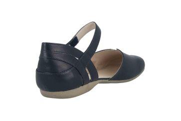 Josef Seibel Fiona 67 Sandalen in Übergrößen Blau 87267 971 530 große Damenschuhe – Bild 3
