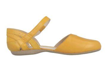 Josef Seibel Fiona 67 Sandalen in Übergrößen Gelb 87267 971 800 große Damenschuhe – Bild 4