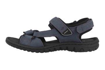 Josef Seibel Lucia 19 Sandalen in Übergrößen Blau 63819 784 506 große Damenschuhe – Bild 1