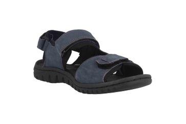 Josef Seibel Lucia 19 Sandalen in Übergrößen Blau 63819 784 506 große Damenschuhe – Bild 5